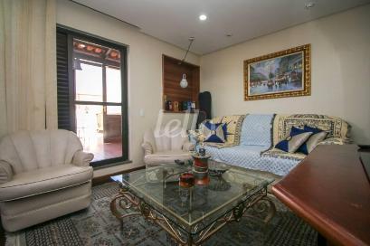 SALA ÍNTIMA - Apartamento 3 Dormitórios