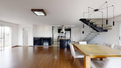 LIVING  - Apartamento 6 Dormitórios