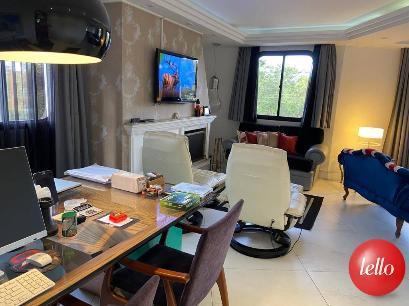 ESCRITÓRIO E SALA - Apartamento 3 Dormitórios