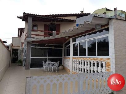 FACHADA DOS FUNDOS - Casa 3 Dormitórios