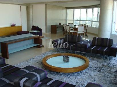 SALA  - Apartamento 4 Dormitórios