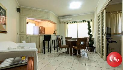 SALA GERAL - Apartamento 1 Dormitório