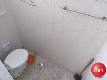 BANHEIRO EMPREGADA  - Apartamento 2 Dormitórios