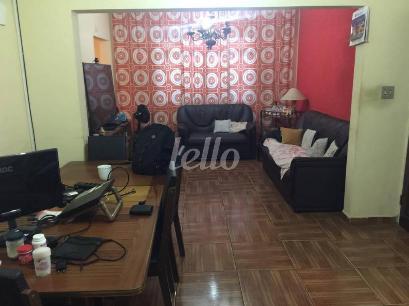 CASA DA FRENTE - SALA - Casa 5 Dormitórios