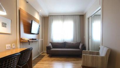 SALAA - Apartamento 1 Dormitório