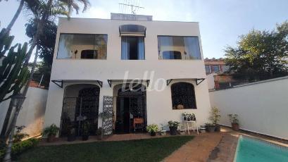 FACHADA JARDIM - Casa 4 Dormitórios