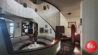 SALA REDONDA - Casa 4 Dormitórios