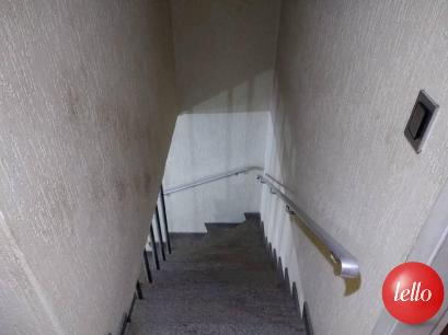 ACESSO AO PISO SUPERIOR - Casa 3 Dormitórios