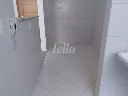 ESPAÇO COZINHA/ÁREA DE SERVIÇO - Apartamento 2 Dormitórios
