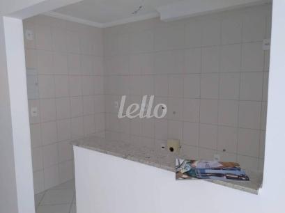COZINHA EM CONCEITO ABERTO - Apartamento 2 Dormitórios