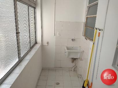 ÁREA DE SERVIÇO - Apartamento 1 Dormitório