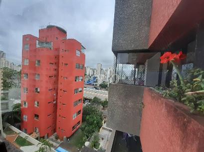 VISTA EXTERNA - Apartamento 4 Dormitórios