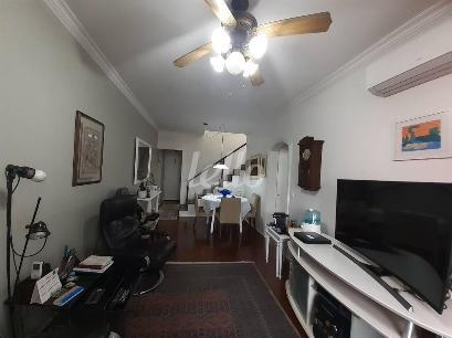 SALA PISO INFERIOR - Apartamento 4 Dormitórios
