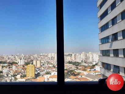 VISTA DO ANDAR - Sala / Conjunto
