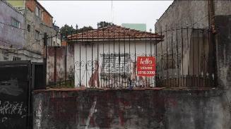 FRENTE DO IMÓVEL - Área / Terreno