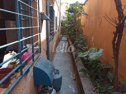 CORREDOR SERVIÇO - Casa 3 Dormitórios