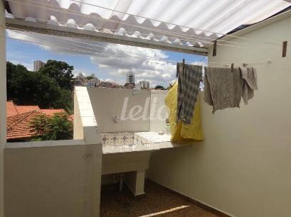 AREA DE SERVIÇO - Casa 3 Dormitórios