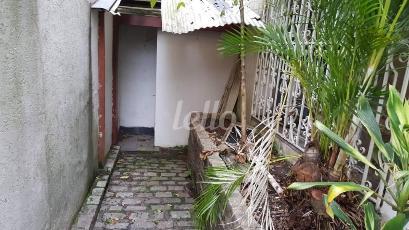 ÁREA EXTERNA - Casa