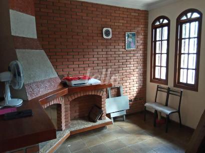 SAL DE LAREIRA - Casa 3 Dormitórios