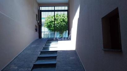 ACESSO GARAGEM - Casa 4 Dormitórios