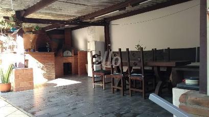ESPAÇO CHURRASQUEIRA - Casa 3 Dormitórios