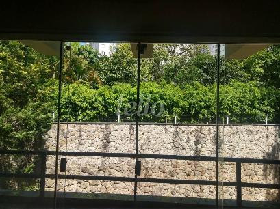 VISTA DA SALA DE ESTAR  - Casa 4 Dormitórios