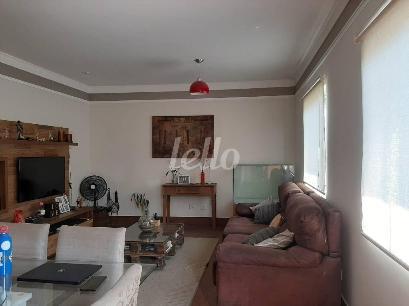 SALA ESTAR E JANTAR - Casa 3 Dormitórios