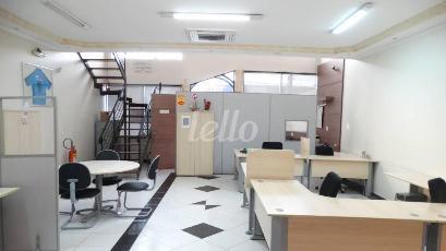 SALAO TERREO - Prédio Comercial