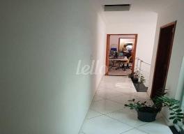 CORREDOR PISO SUPERIOR - Casa 3 Dormitórios