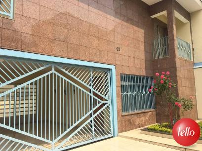 ENTRADA SOCIAL - Casa 2 Dormitórios