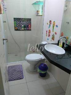 BANHEIRO 1A - Casa 3 Dormitórios