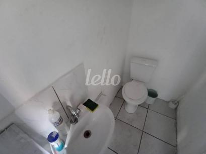 BANHEIRO SOCIAL - Salão