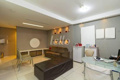 RECEPÇÃO - Casa 1 Dormitório