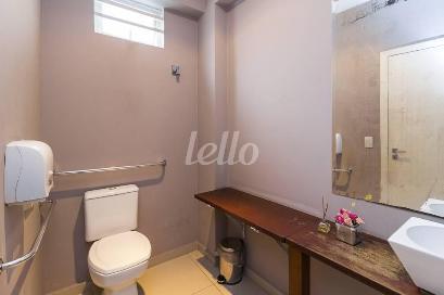 LAVABO SOCIAL - Casa 1 Dormitório