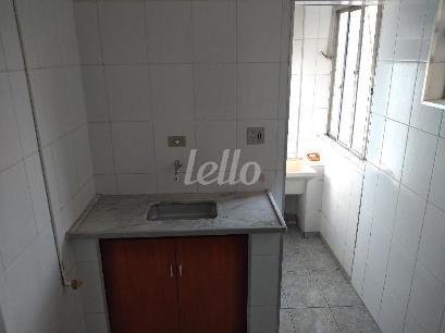 COZINHA  - Apartamento 1 Dormitório