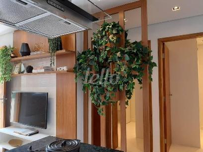 DETALHE DIVISÓRIA (MODELO) - Apartamento 2 Dormitórios