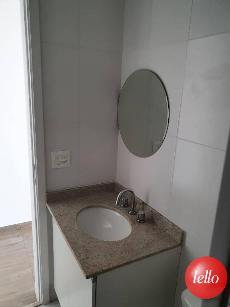 BANHEIRO - Apartamento 1 Dormitório