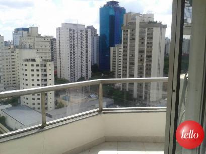SACADA SALA - Apartamento 3 Dormitórios