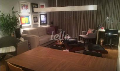 LIVING - Apartamento 1 Dormitório