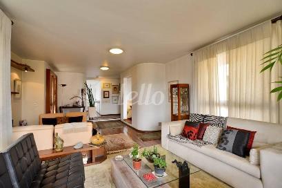 SALA AMBIENTES (ESTAR) - Apartamento 4 Dormitórios