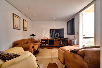 SALA AMBIENTES (TV) - Apartamento 4 Dormitórios