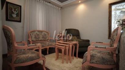 SALA AMBIENTES - Casa 5 Dormitórios