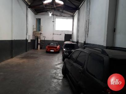 GALPÃO - Edifício