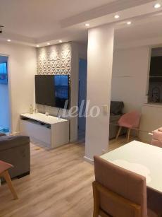 03 SALA - Apartamento 2 Dormitórios