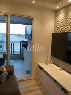 04 SALA - Apartamento 2 Dormitórios