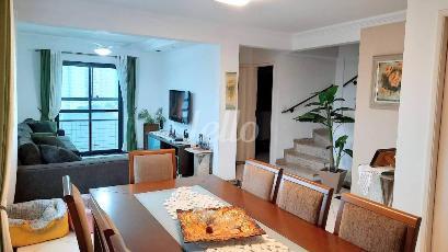 LIVING PISO INFERIOR  - Apartamento 3 Dormitórios
