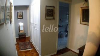 HALL QUARTOS - Apartamento 3 Dormitórios