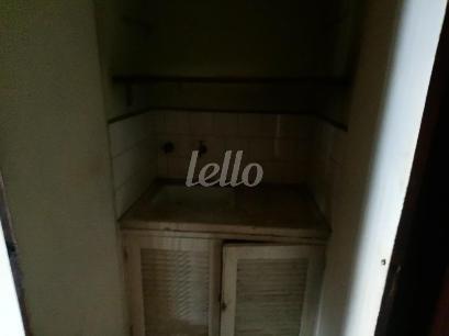 COZINHA ENTRADA  - Apartamento 1 Dormitório