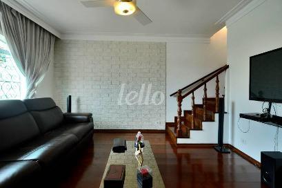 SALA DE TV - Casa 3 Dormitórios