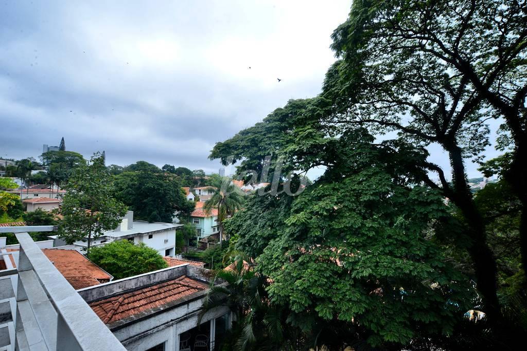 VISTA VARANDA DA SUÍTE  - Casa 4 Dormitórios